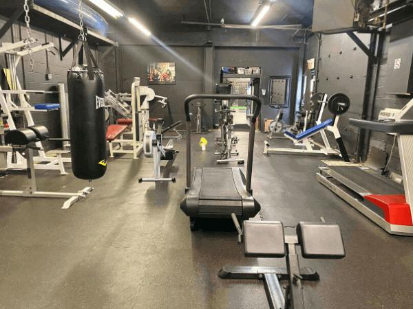 Cornell Performance Academy Facility - Back Training Room