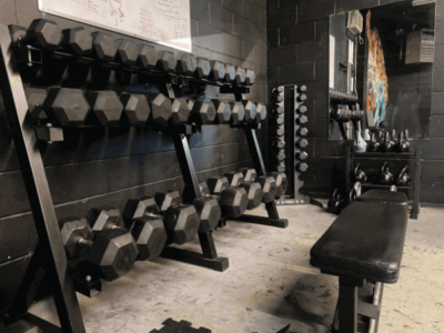 Cornell Performance Academy Facility - Free Weights