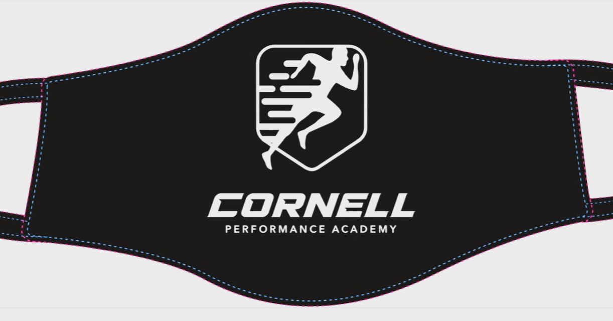 Cornell Performance Academy Mask